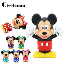 <b>USB Flash Drive Cartoon</b> Cute Mickey <b>Hand</b> Palm <b>Pendrive</b> 8GB ...