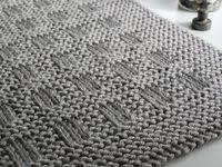Одеяло: лучшие изображения (47) в 2019 г. | Одеяло, Вязание и ...