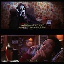 Scary movie quotes on Pinterest | Scary Movies, Horror Movies and ... via Relatably.com