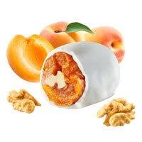 <b>Абрикос в йогуртовой</b> глазури с грецким орехом - <b>Конфеты</b> ...