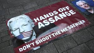 <b>Julian Assange</b>: France urged to take a stand for the whistleblower ...