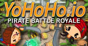 YoHoHo.io - pirate battle royale io game