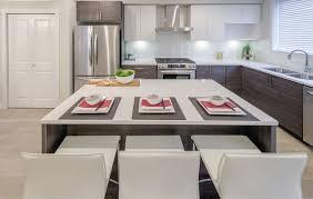cabinets sleek kitchen white