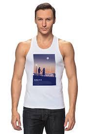 <b>Майка классическая</b> Ла-Ла Ленд / La La Land #2085418 по цене ...