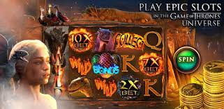 <b>Game of Thrones</b> Slots Casino: Epic Free Slots Game - Apps on ...
