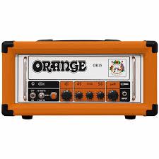Orange OR15H, купить <b>гитарный усилитель Orange OR15H</b>