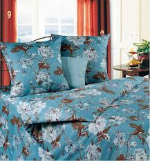 Купить <b>комплект постельного белья bella</b>, цветы, голубой ...