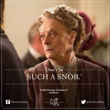 Lady Violet on Pinterest | Dowager Countess, Downton Abbey and ... via Relatably.com