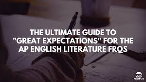expectations essay essay topics the ultimate guide to great expectations for ap english