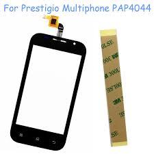 2019 Mobile Phone Touch Screen Digitizer <b>For Prestigio Multiphone</b> ...