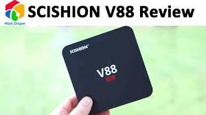 SCISHION <b>V88 PRO TV Box</b> Review - YouTube