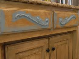 Paint Grade Cabinets Chalk Paint At Home With Chateau Bleu