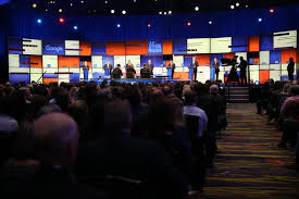 Transcript of the Main Republican Presidential Debate - The New ...