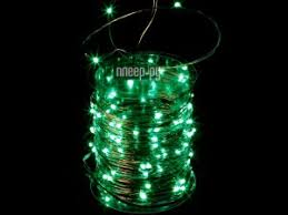 <b>Гирлянда SnowHouse</b> 100 LED Green LDM100-G-C