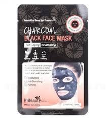 MBeauty <b>Восстанавливающая тканевая детокс-маска для</b> лица с ...