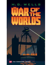 Image result for war of the worlds book