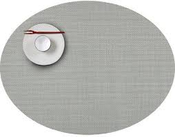 Chilewich Mini Basket <b>Oval Table Mat</b> (Set of 4) - 2Modern