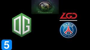 OG vs PSG.LGD <b>Game 5</b> Grand Final The International 2018 ...