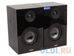 <b>Колонки Sven SPS-721</b> 2.0 Black — купить по лучшей цене в ...