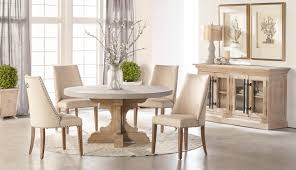 round dining table base:  bastillerounddiningtablebase smokegray setting