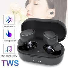 <b>TWS M1</b> Bluetooth Earphone <b>True</b> Wireless Headphone with Mic ...
