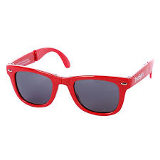 Купить <b>очки True Spin Folding Sunglasses</b> Red в интернет ...