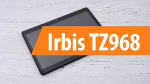 Распаковка <b>Irbis TZ968</b> / Unboxing <b>Irbis TZ968</b> - YouTube