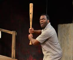 gloucester stage presents wilson s powerful fences mark in wilson s pulitzer prize winning play fences currently at the gloucester stage company troy played by daver morrison is a former negro