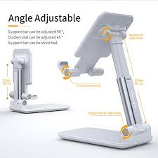 <b>Essager</b> Foldable Tablet Stand <b>Mobile Phone</b> Mount for Desk ...