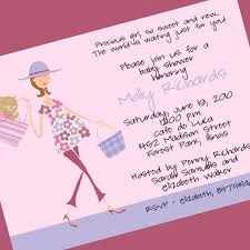 Feminine Baby Shower Invitation Wording In Lieu Of Card Baby Boy ...