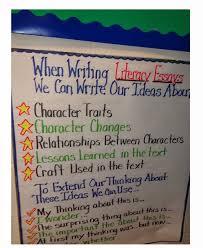 literary essay rubric for th grade  literary essay rubric for 5th grade