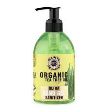 Санитайзер <b>универсальный гель для рук</b> Organic tea tree oil ...