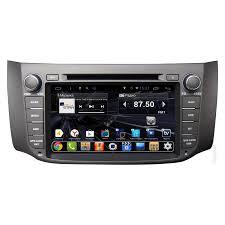 <b>Штатная магнитола</b> DAYSTAR DS-7014HD <b>Nissan Sentra</b> 2014+