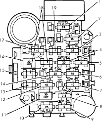 1987 jeep wrangler horn wiring diagram wiring diagrams and on 4 wire tail light diagram