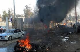 انفجار أمام سفارة اسبانيا في العاصمة الليبية  و
