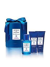 <b>Acqua Di Parma</b> Ginepro di Sardegna <b>Holiday</b> Gift Set - Blue - Size ...