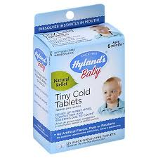 Hylands <b>Baby Tiny Cold</b> Tablets - Online Groceries | Safeway