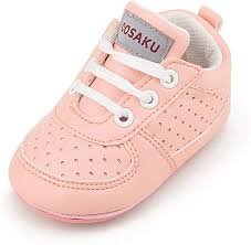 OOSAKU Baby Non-Slip First Walking Shoes Fashion ... - Amazon.com