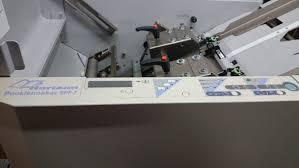 <b>Horizon Spf 7</b> Booklet Maker | Antonopoulos Used Printing Machinery