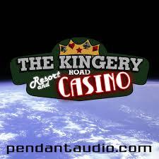 The Kingery sci-fi crime audio drama