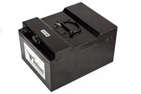 <b>Литиевый</b> тяговый <b>аккумулятор RuTrike</b> (18650 MnCoNi) 60V32A/H