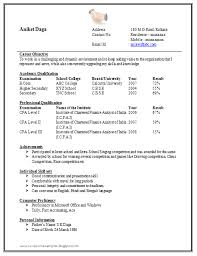resume format download for experienced   ais gencook comcv and resume samples   free download  awesome one page resume