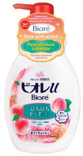 <b>Гель для душа</b> Biore <b>Персиковый</b> соблазн — купить по выгодной ...