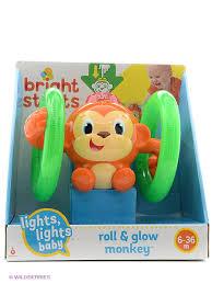 игрушка bright starts щенок 52023