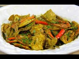 WARNING! The Ultimate <b>Curry Crab</b> #TastyTuesdays ...