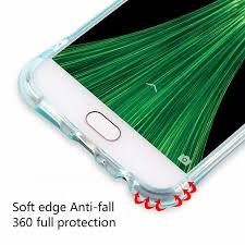 For Samsung galaxy S6 7 edge cases flashing <b>airbag anti drop tpu</b> ...