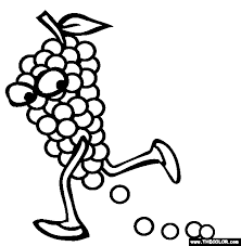 Small Picture Fruit Online Coloring Pages Page 1