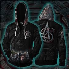 <b>Avengers</b> Endgame <b>Jacket</b> Quantum Realm Costumes <b>Marvel 3D</b> ...