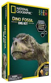 Набор для раскопок <b>National Geographic Изучаем динозавров</b> ...
