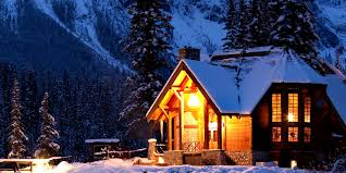 cabin decor lodge sled:  o cozy ski lodge facebook